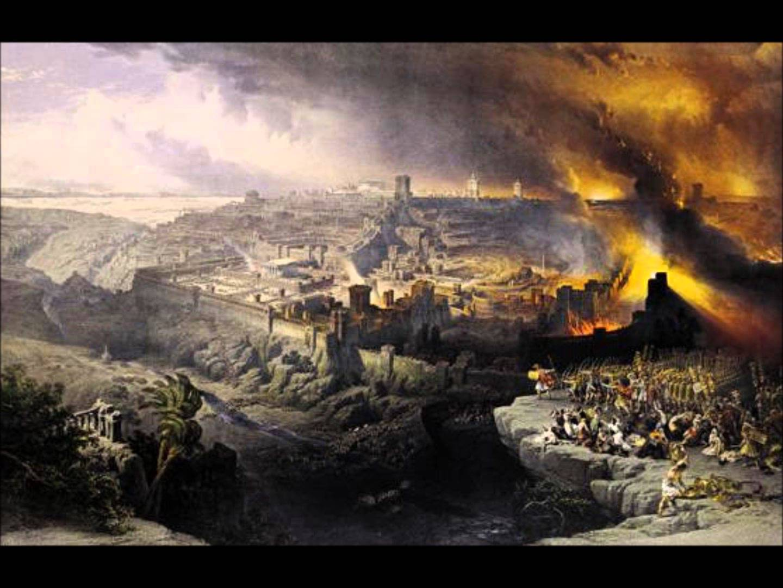 Jerusalem 70 AD
