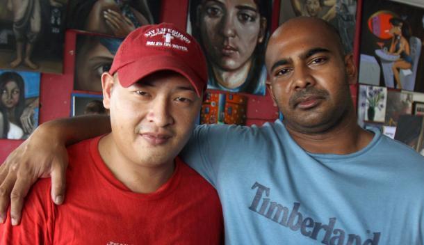 Andrew Chan & Myuran Sukumaran