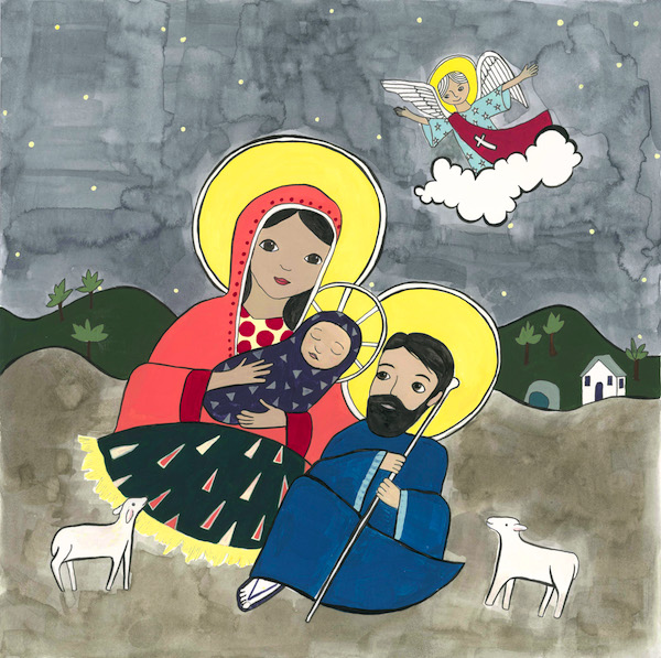 """Jesus Showed Us!"" by Bradley Jersak & Shari-Anne Vis, p6"