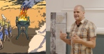 Brad Jersak explaining Plato's Cave